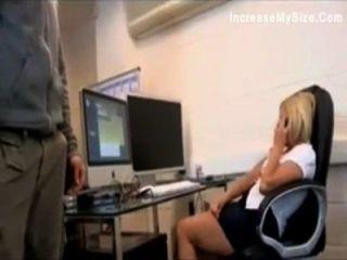 बिग गधा कार्यालय लड़की कट्टर बकवास वीडियो