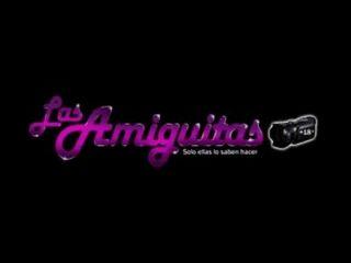 लैटिना एरियाना ग्रे लास Amiguitas में शौकिया पीओवी दृश्य
