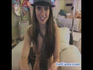 Camgirl पुरानी शैलियों को थप्पड़ मारने और Sextoys Livecam साथ Fucks