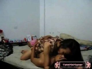 घर का सेक्स वीडियो - Bf के साथ विभिन्न पदों में मलय स्कूल लड़की कमबख्त