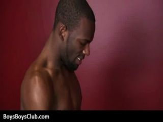 Muscled काले समलैंगिक लड़कों सफेद Twinks कट्टर अपमानित 21