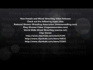 नई महिला कुश्ती और मिश्रित कुश्ती वीडियो 8 संस्करण रिलीज