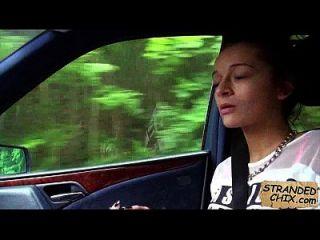 खूबसूरत लैटिना किशोर वैनेसे रॉड्रिग्ज .2.2