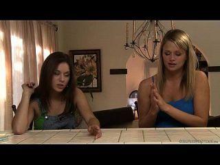 Shyla Jennings और हीथ अभिनेत्री समलैंगिक मज़ा है