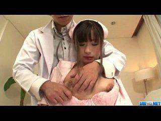 गंदे अश्लील खेल के साथ जापान नर्स Shizuku
