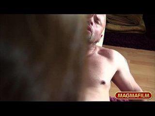 मैग्मा फिल्म गुदा स्तर पर ले जा रही है