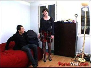 जो मुझे ब्रान्नेल डांस मा वोटर एन रॉलेंट !!! फ्रेंच शौकिया