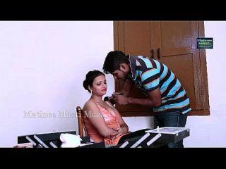 लड़के के साथ भारतीय अभिनेत्री गर्म रोमांस