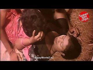 माल्लू चाची, बिग्रेड माल्लू में युवा लड़के के साथ