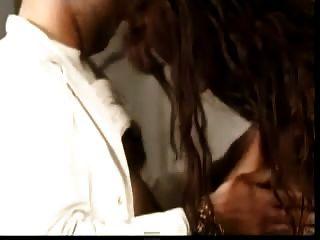 सफेद डॉक्टर उसके काले गर्भवती करने के लिए एक गुदा Crempie देता है