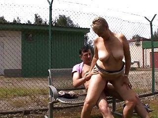 सेक्स Im Freien Sehr Geil