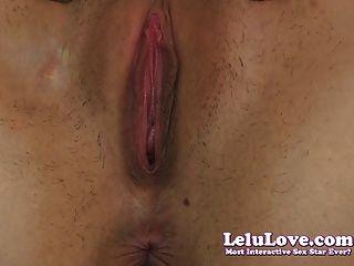 Lelu प्यार-बिल्ली गधे सुपर Closeup