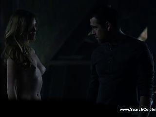 लिली सीमन्स और इवाना Milicevic नग्न दृश्य - Banshee - एच.डी.