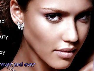 जेसिका अल्बा: आप विरोध कर सकते हैं?(संगीत वीडियो)
