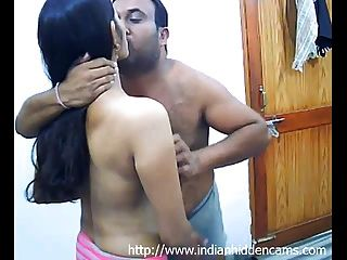 भारतीय जोड़ी सुहागरात सेक्स