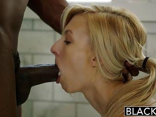 बीबीसी के साथ बेहोश गोरा प्रेमिका एलेक्सा अनुग्रह धोखा देती है