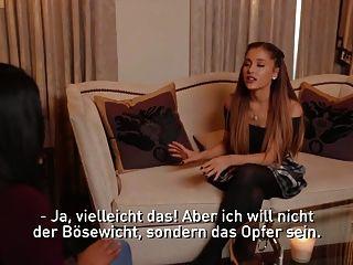 सेक्सी एरियाना ग्रांडे साक्षात्कार
