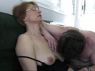 फ्रेंच गर्म पत्नी के लिए तैयार मुश्किल गड़बड़ होना!