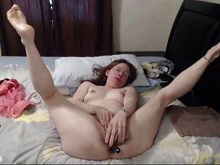 मैरी रेडहेड डीपी कैम लड़की