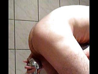 स्नान सिर सम्मिलन एनीमा