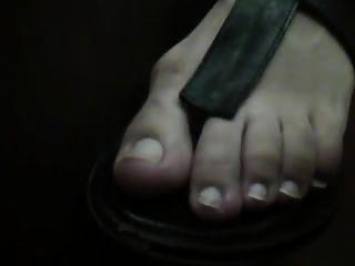 Ff24 चरम पीओवी अच्छा Unpolished पैर की उंगलियों