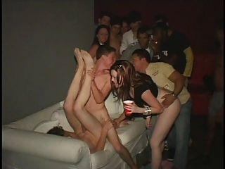 पार्टी पर बैनबैक