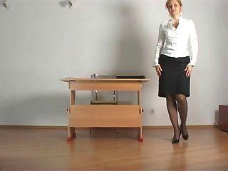 शिक्षक मोजा तंग
