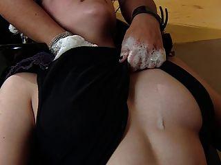 सैपफो सैलून के चुड़ैलों: समलैंगिक चुंबन और स्तन उगने