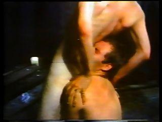 टोनी रोक्को और दोस्तों के साथ दुर्लभ विंटेज बीडीएसएम चमड़ेदार