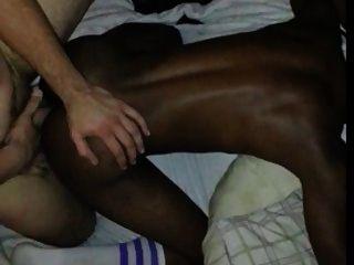 गर्म सफेद घुमाव नस्लों काला Twink कुतिया