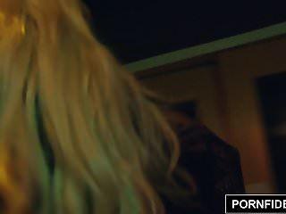 पोर्नफिडेलिटी निक्की डेलानो न्याय के लिए अपनी बड़ी लूट का काम करती है