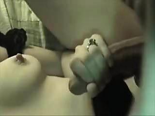 गृहिणी एमआईएलए व्यभिचारी पति फिल्मों बड़ा मुर्गा Creampie पत्नी