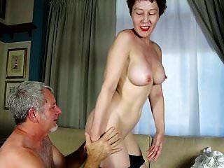 सुपर सेक्सी पुराने Spunker सह के एक कौर के लिए बेकार है और बेकार है