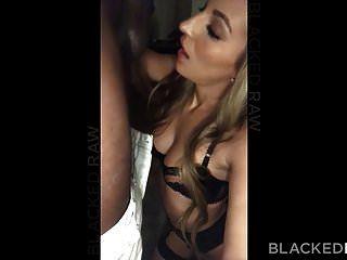 Blackedraw उत्तम दर्जे का गर्म पत्नी बीबीसी द्वारा नष्ट कर दिया