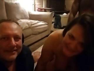 पत्नी बीबीसी डबल घुस पति देख