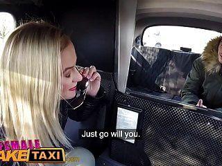 महिला नकली टैक्सी शर्मीला धोखा प्रेमी गोरा Fucks