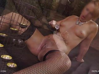 Queensnake.com Depilation ट्रेसी Queensect.com
