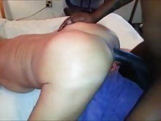 गर्म पत्नी गधे संकलन का काम कर रहे हैं