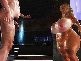 नेप्च्यून ने अंतरिक्ष में रोबोटिक सेक्स किया
